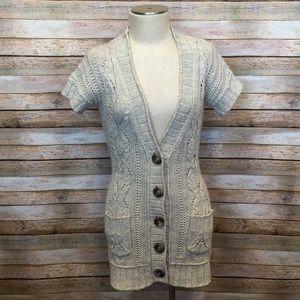 Aeropostale Cardigan Sweater